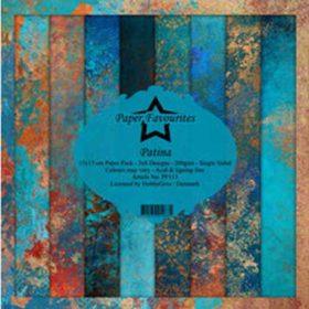 Dixi Craft Patina 6x6 Inch Paper Pack