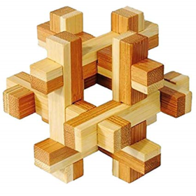 IQ-test bambus - construct