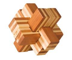 IQ-test bambus - kryss