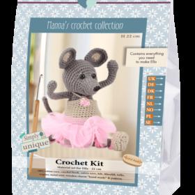 Crochet Kit - Ella mus