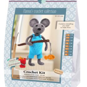 Crochet Kit - Arno mus
