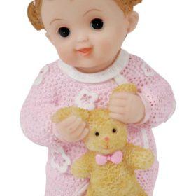 Baby rosa 10cm