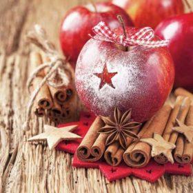 serviett 33 star on apple