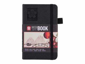 Sakura Sketch NoteBook – 9x14cm 140g/m – Kremhvit