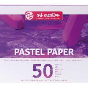 Art Creation Pastellblokk – A4 – 90g