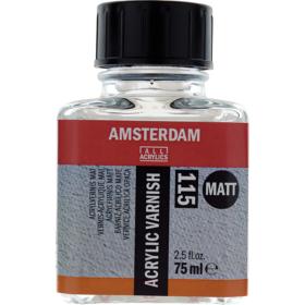 Amsterdam Acrylic Varnish Matt 115, 75ml