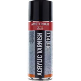 Amsterdam Acrylic Varnish Gloss 114 spray 400ml