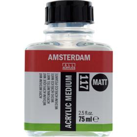 Amsterdam Acrylic Medium Matt 117, 75