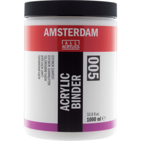 Amsterdam Acrylic Binder 005,1000ml