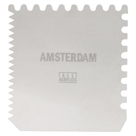 Amsterdam Scraper 10x10cm