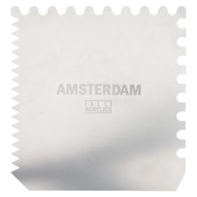 Amsterdam Scraper 15x15cm