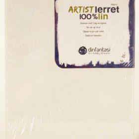Artist lerret lin 400g 22x27cm