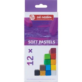 Art Creation soft pastel 12farger