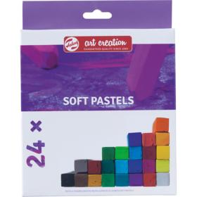 Art Creation soft pastel 24farger