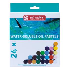 Art Creation oil pastel 24farger