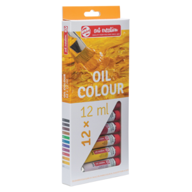Art Creation Oil Colour 12x12ml