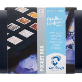 Van Gogh Akvarell – Pocketbox Metallic/Interferense
