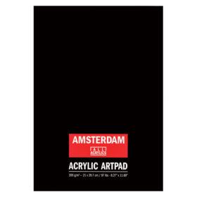 Amsterdam Artpad A4 – 200g/m – 10ark