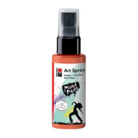 Marabu Mixed Media art spray - 023 orange