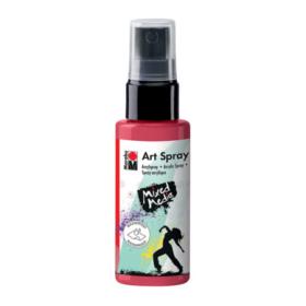 Marabu Mixed Media art spray - 031 kirsebær