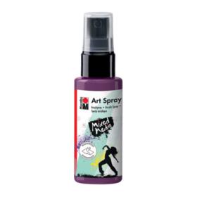 Marabu Mixed Media art spray - 039 abergine