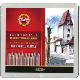 Koh-i-Noor Gioconda pastellblyant 24pk