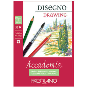 Fabriano Accademia Drawing 200G A2 – 30 ark