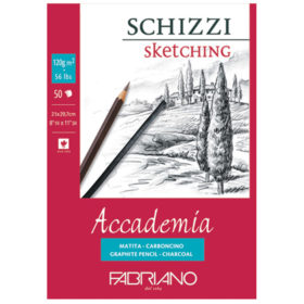 Fabriano Accademia Sketch 120G A3 – 50ark