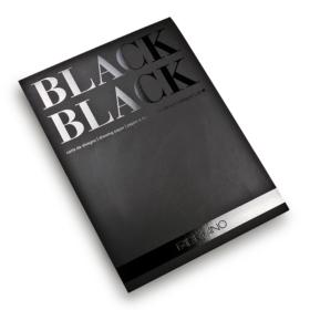 Fabriano black black 300g A3