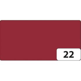 Folia Fotokartong 50x70cm - 22 mørk rød