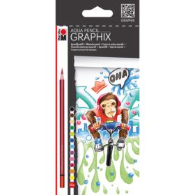 Graphix - aqua pencil 12stk