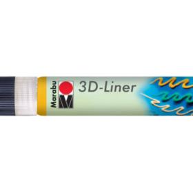 Marabu 3D Liner 621 gul
