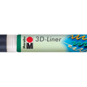 Marabu 3D Liner 667 grønn