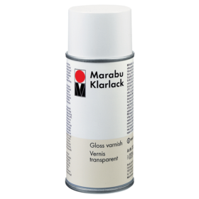 Marabu Spraylakk 150ml – Blank klarlakk