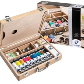 Van Gogh Akryl Malekasse olje Basic Box