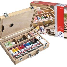 Van Gogh Malekasse acryl Basic Box