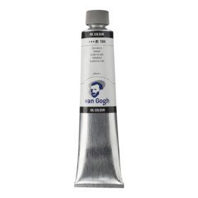 Van Gogh Olje 200ml – 104 Zinc White