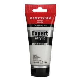 Amsterdam Expert 75ml, 104 zinc white