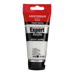 Amsterdam Expert 75ml, 105 titanum white