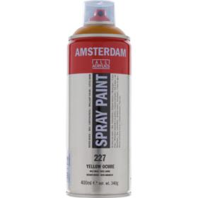 Amsterdam spray 400ml, 227 yellow ochre