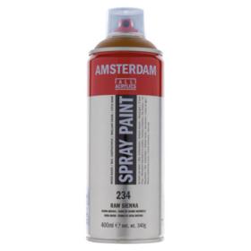 Amsterdam spray 400ml, 234 raw sienna