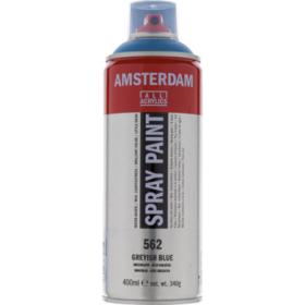 Amsterdam spray 400ml,  562 greyish blue