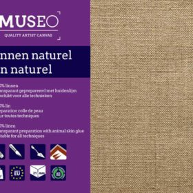 Museo Lin Natural 21mm – 18x24cm