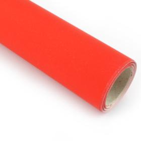 Gavepapir 10m rød matt