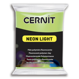 Cernit Neon Light 56g – 600 Grønn