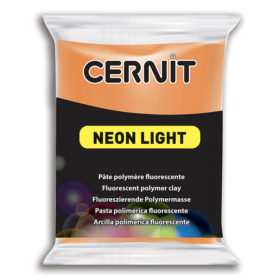 Cernit Neon Light 56g – 752 Orange