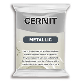 Cernit Metallic 56g – 080 Silver