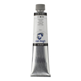Van Gogh Olje 200ml – 105 Titanium White