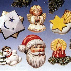 gipsform juledekor1