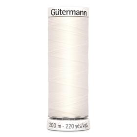 Gütermann sytråd Sew-all 200m - 111